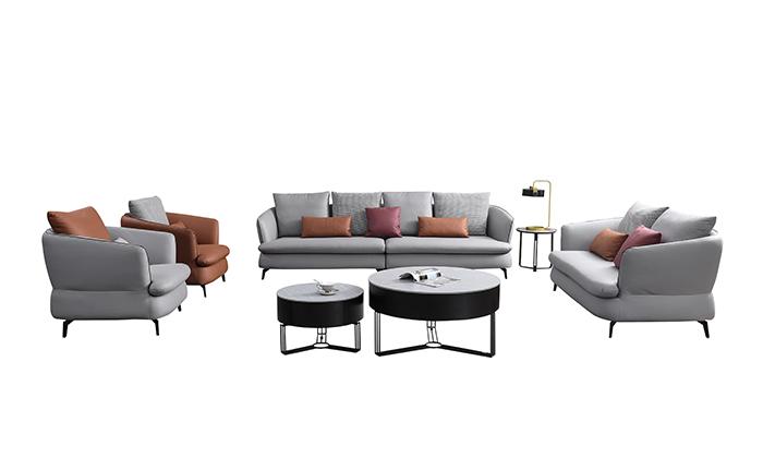 金百利-当代都市家居沙发,心动一击即中!